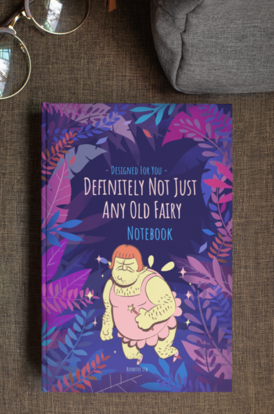 definitely not just any old fairy