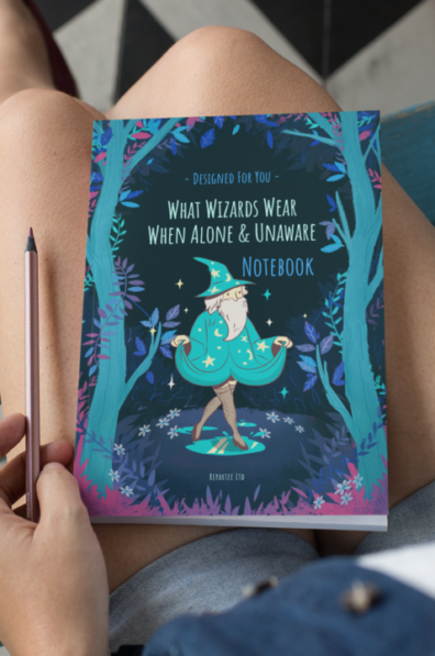 what wizards wear