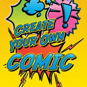 Create Your Own Comic - Super Fun