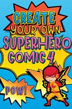 Create Your Own Superhero Comic 4