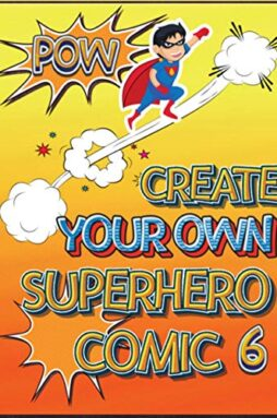 Create Your Own Superhero Comic 6