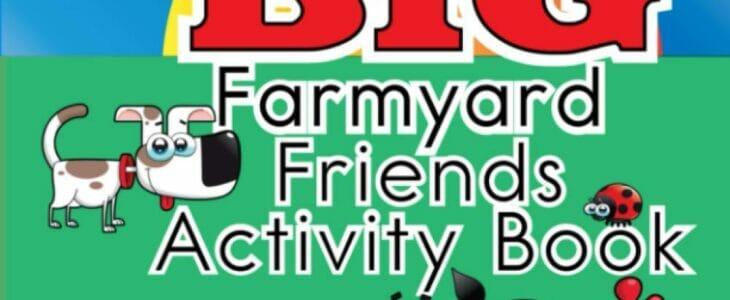 My Big Farmyard Friends Activity Book