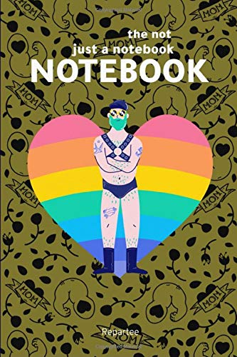 Mommies Boy Pride Proud Not Just A Notebook Designer Notebooks With