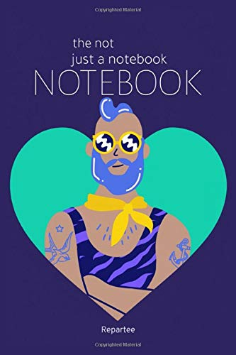 Style Your Love Pride Proud Not Just A Notebook Designer Notebooks With