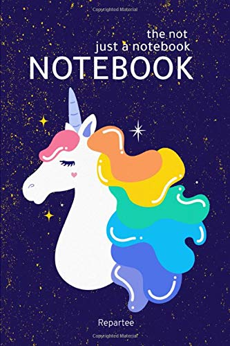 Unicorn Dreaming Pride Proud Not Just A Notebook Designer Notebooks With